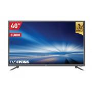 "Televizor TV 40"" LED VOX 40DSA311G, 1920x1080 (Full HD), HDMI, USB, T2, Siva"