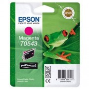 Epson ORIGINALE EPSON T0543 C13T05434010 MAGENTA PER EPSON Stylus Photo R800/R1800 13ML 400 PAGINE