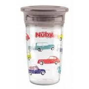 Nuby Wonder cup 300 ml grijs 6 maanden+ 1st