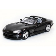 ACME Dodge Viper RT/10 Convertible, Black - US003 1/18 Scale Resin Collectible Model Car
