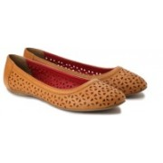 Clarks Amali Gem Bellies For Women(Orange)