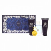 Gianni Versace Pour Homme 100ml Apă De Toaletă + 100ml Gel de duș + 100ml After Shave Balsam + Key Ring Set