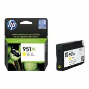 CN048AE Tintapatron OfficeJet Pro 8100 nyomtatóhoz, HP 951xl, sárga, 1,5k (TJHCN048A)