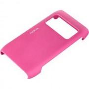 Nokia $$ Custodia Originale Rigida Hard Cover Case Cc-3000 Per N8 Pink