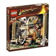 Lego (LEGO) Escape from Indiana Jones Temple 7621