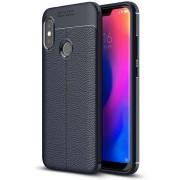 Just in Case Xiaomi Mi A2 Lite Back Cover Soft TPU Blauw