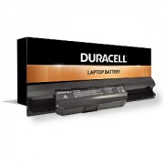 Asus A41-K53 Battery, Duracell replacement