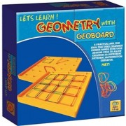 Tingoking Learning and Educational 0672 Geometry with Geoboard