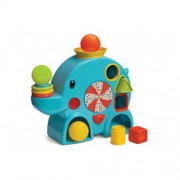 Infantino Stack, Sort and Drop Ball Elephant
