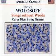 B. Wolosoff - Songs Without Words/18 Di (0636943966327) (1 CD)