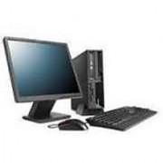 HP CPU & LCD Dual Core-2.8Ghz-2Gb-Dvdr-500Gb