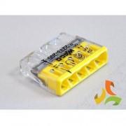 WAGO Szybkozłączka instalacyjna drut 5x0,5-2,5mm2 WAGO 10szt