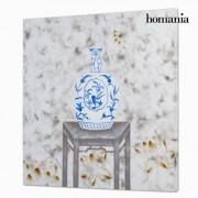 Olajfestmény (80 x 5 x 80 cm) by Homania