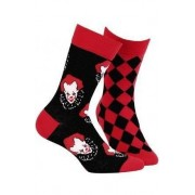 Wola W94.N02 Funky Pánské ponožky 43-46 navyblue