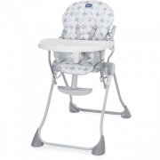 Hranilica Chicco Pocket Meal Light Grey-siva, 5300275
