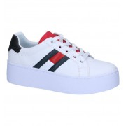 Tommy Hilfiger Witte Sneakers Tommy Hilfiger Tommy Jeans