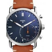 Ceas barbatesc Fossil Q FTW1151 Commuter Hybrid Smartwatch 42mm 5ATM