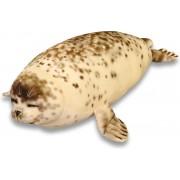 Zeehond knuffel 32 cm – Zeehonden Kussen – Slaapknuffel - Knuffeldier – Kinder Dieren Knuffel