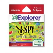 LeapFrog Explorer Learning Game: I SPY Super Challenger (works with LeapPad & Leapster Explorer)