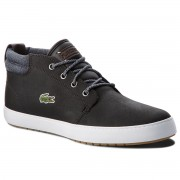 Сникърси LACOSTE - Ampthill Terra 318 1 Cam 7-36CAM0005231 Blk/Gry