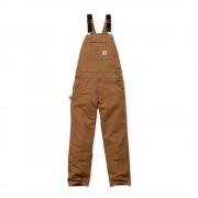 Carhartt 102776 Bib Overall - Carhartt® Brown - W38/L30