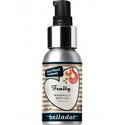 Belladot Fruity: Massage- och badolja, 50 ml