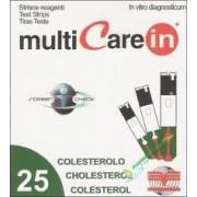 Multicare IN Teste colesterol 25 bucati