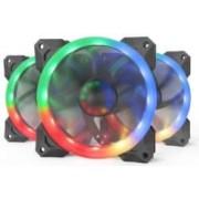 RedDragon F006 120mm RGB Case fan - 3 Pack