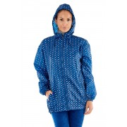 Jacheta pliabila PROCLIMATE Blue, material impermeabil