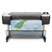 Плотер HP DesignJet T1700 ps, p/n 1VD87A - Широкоформатен принтер / плотер HP