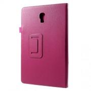 Samsung Galaxy Tab A 10.5 (2018) SM-T590 SM-T595 (кожен калъф) 'Business style' (розов)