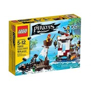 Toys 4 U 7777 LEGO Pirates 70410 Soldiers Outpost Set New In Box Sealed 164PCS /item# G4W8B-48Q296