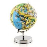 "Globee Los Angeles 4"" Globe Science Kit"