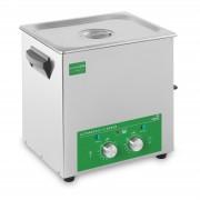 Ultrahangso tisztító - 10 liter - 180 W - Eco