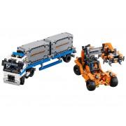 LEGO - TRANSPORTOARE DE CONTAINERE (42062)