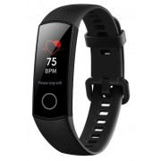Bratara Fitness Huawei Honor Band 4, Bluetooth, Rezistenta la apa (Negru)