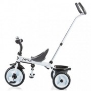 Tricicleta copii 1,5-3Ani Chipolino Primus white
