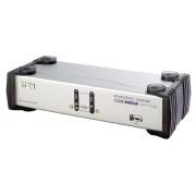 Aten ATE AT-CS1742 mangé 2 ports Usb Kvmp Switch Bureau Dual-view