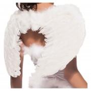 Plumas De Las Alas Del ángel 45x35cm (blanco)