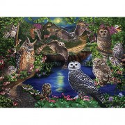 Bits And Pieces Forest Wisdom 1500 Piece Jigsaw Puzzle