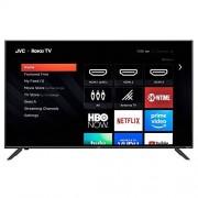 JVC Smart TV 55 Pulgadas LED 4K 3840 X 2160P 60Hz con Roku Integrado