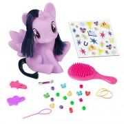 Twilight Sparkle : My Little Pony Twilight Sparkle Styling Head