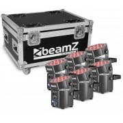 Beamz 150.587 Conjunto Bbp60 + Flightcase