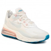 Обувки NIKE - Air Max 270 React AO4971 100 Summit White/Ghost Aqua