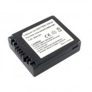 Panasonic DMW-BM7 akkumulátor 600mAh utángyártott