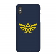 Nintendo Funda Móvil Nintendo The Legend of Zelda Hyrule - Samsung S7 - Carcasa rígida - Brillante