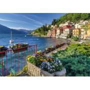 Puzzle Schmidt - Malul lacului Como, 1.000 piese (58303)