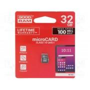 Card de memorie Goodram 32GB Micro SDHC Clasa 10 UHS-I U1