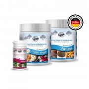 Bellfor Hondenvoer Fitness Pakket - Fitness reepje 400g + Fitness Poeder 250g + Immuun Poeder 80g