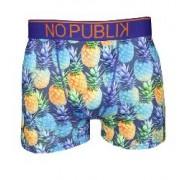 Boxer Homme Nopublik motif Ananas color